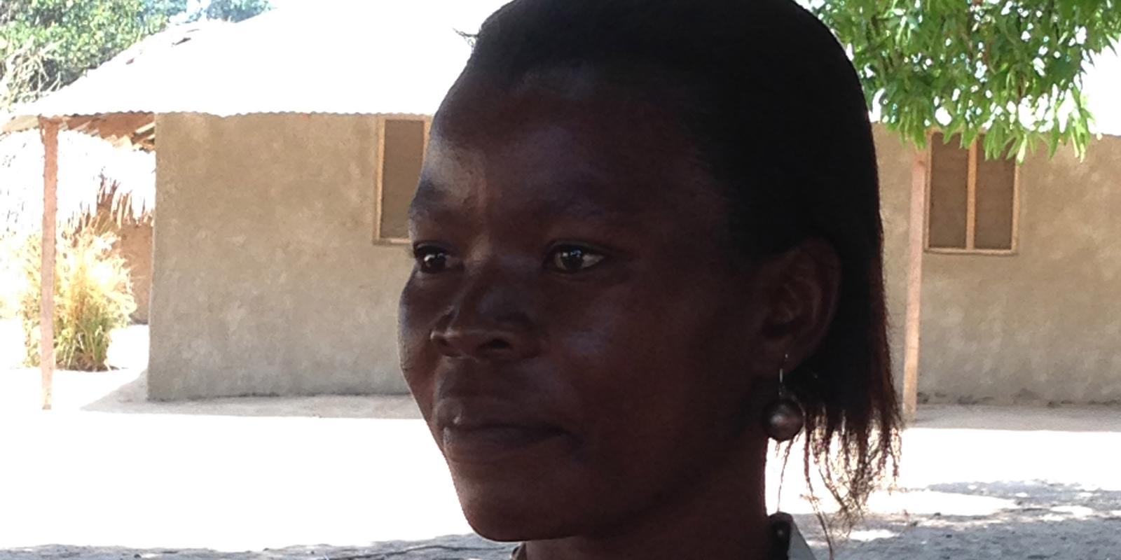 capo villaggio donna